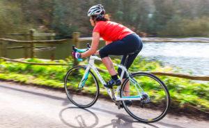 road biking (totalwomenscycling.com), warm up for front squats