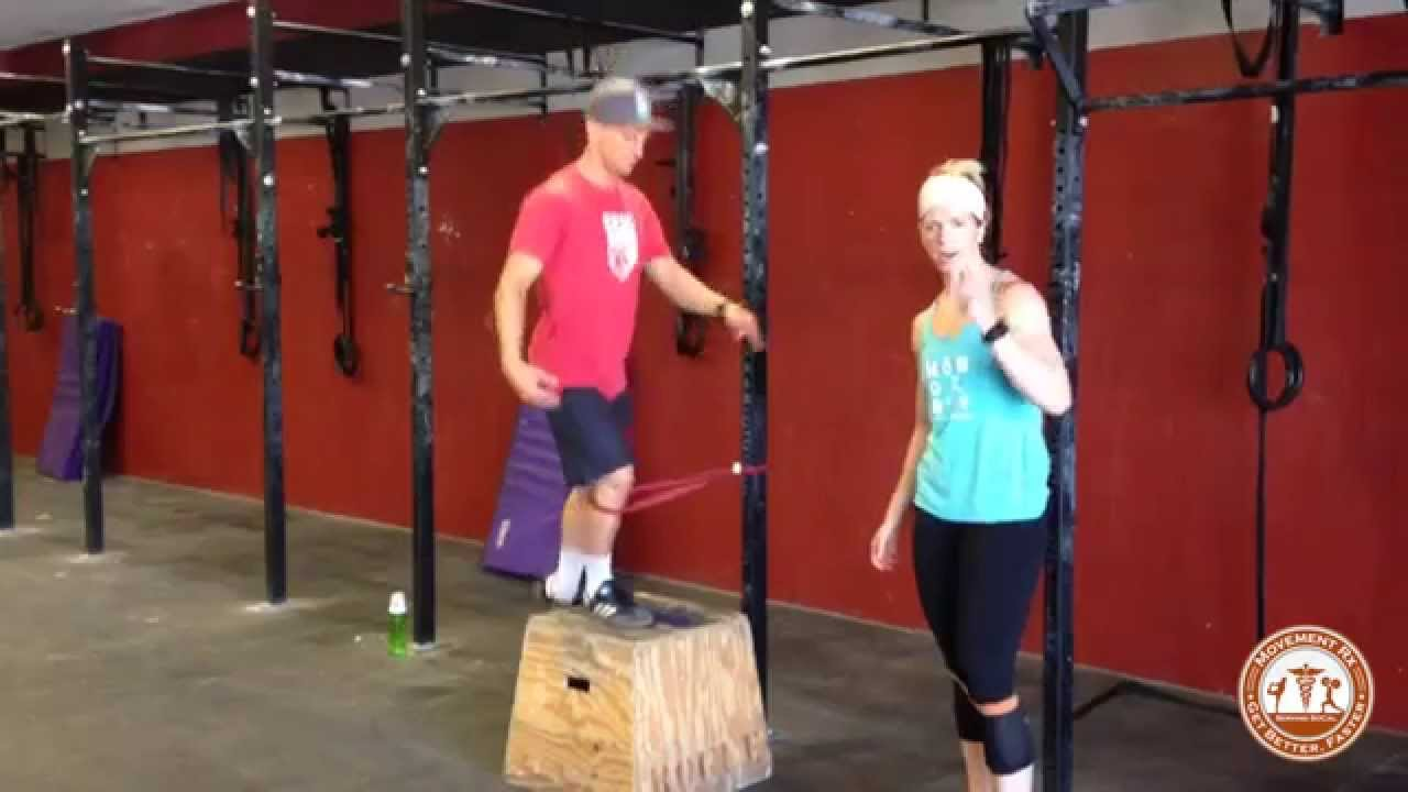 pain with box jump