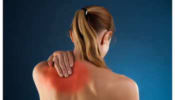Shoulder-Blade-Pain, shoulder hurts when weightlifting