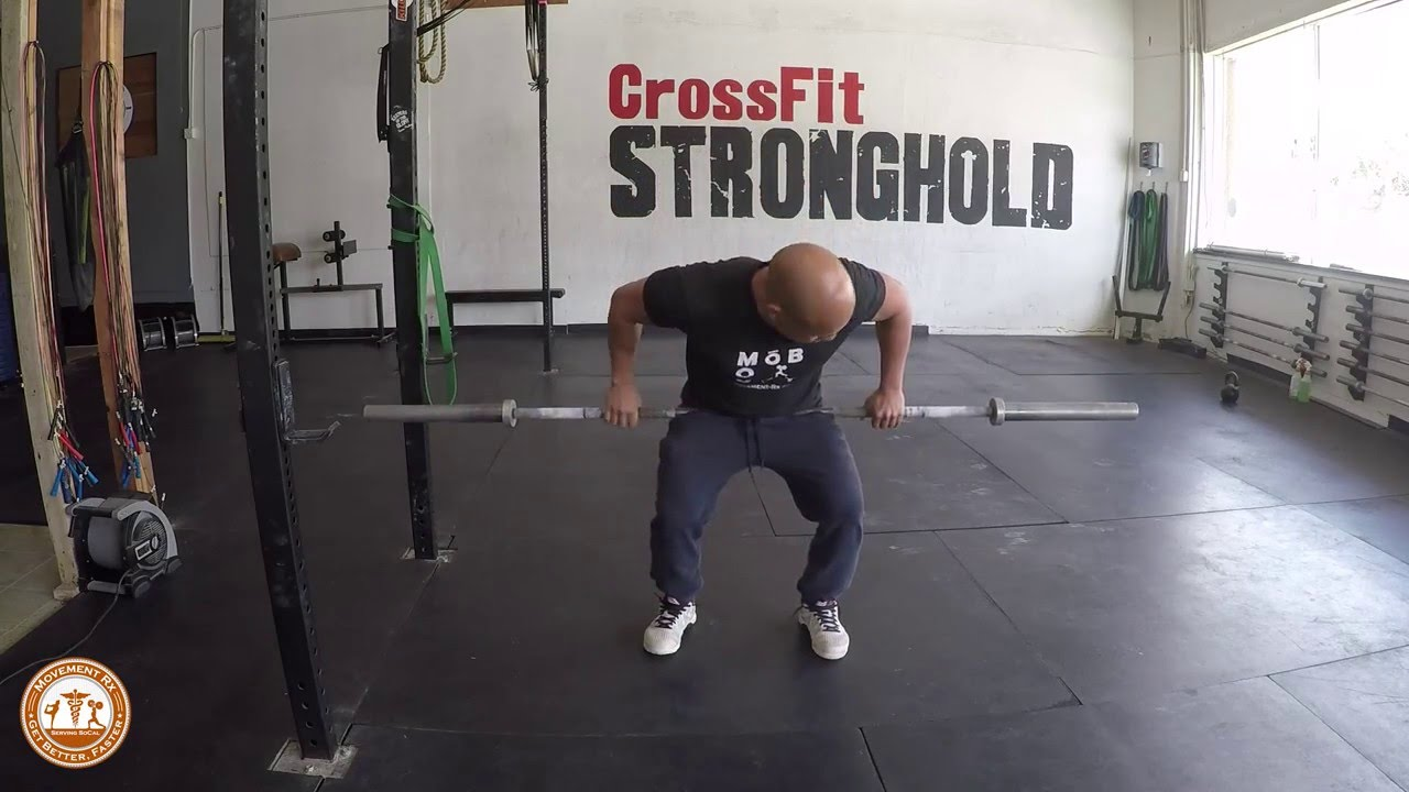 fix front rack mobility