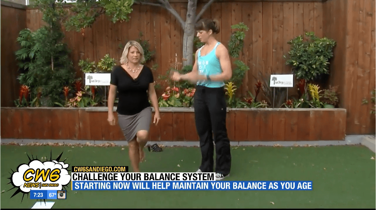 improving balance physical therapy