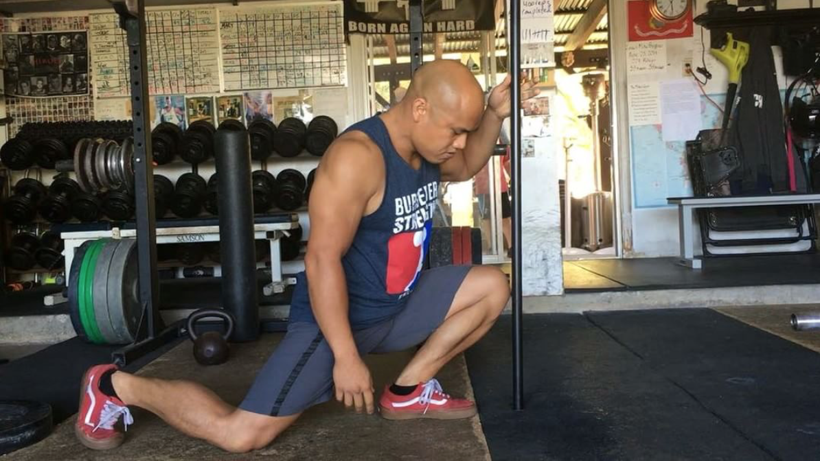 Ankle Mobility for Olympic Weightlifting