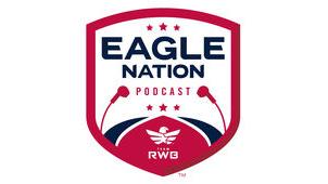 Dr. T on Eagle Nation Podcast