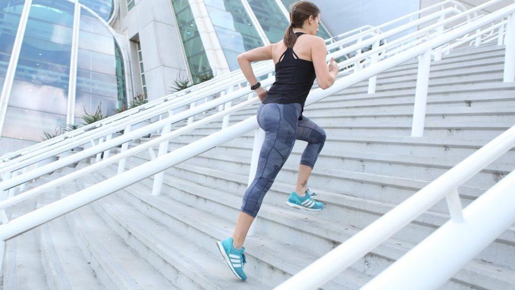 stronger runner